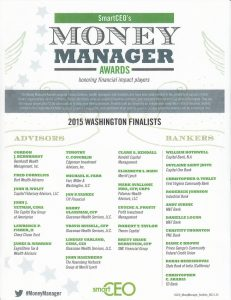 Money Manager Award